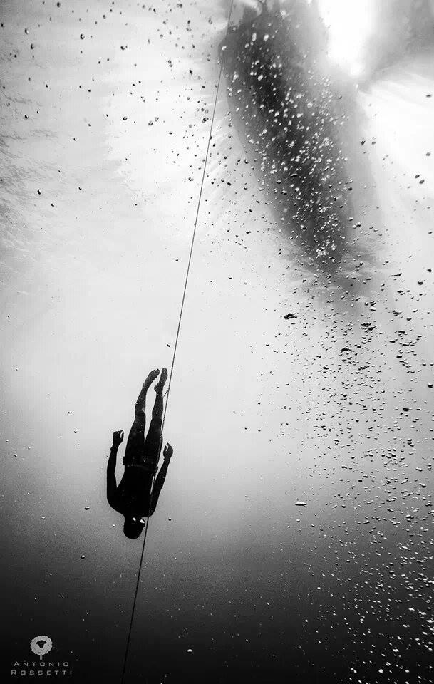 deep sea divver
